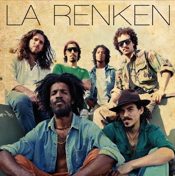 Cover of La Renken's first EP